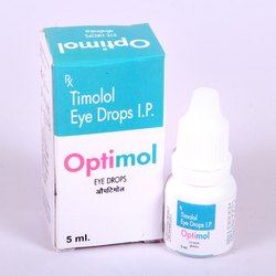 Timolol Malwate 0.5% Eye Drop