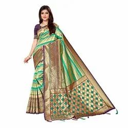 407 Art Silk Saree