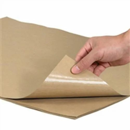 Brown Poly Coated Kraft Paper, For Packaging, 220 Gsm, Rs 95 /kilogram |  ID: 21414252655