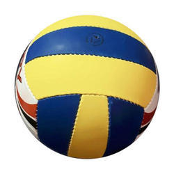 Available In Various Colors Synthetic Volleyball, Size: Standard