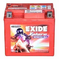 XLTZ5 Exide Xplore