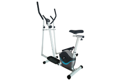 CT-551 Elliptical Cross Trainer With Seat