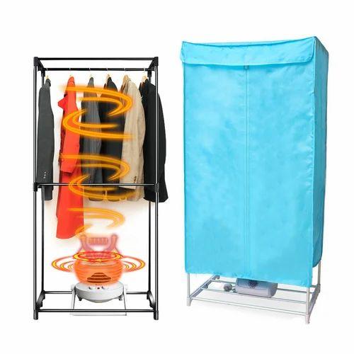 Kawachi Hot Air Clothes Dryer Wardrobe Machine Rs 1650