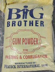 Pasting & Corrugation Gum Powder - Quick Dry Gum Powder.