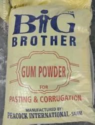 Pasting & Corrugation Gum Powder - Quick Dry Glue Powder.
