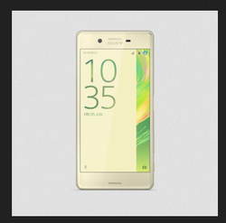 Xperia X Sony Mobile Phone
