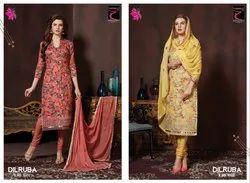 Khushika Printed Salwar Suits