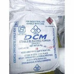 DCM Stable Bleaching Powder, Packing Size: 25 Kg