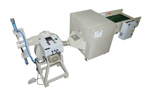 Automatic Weight Fiber Filling Machine