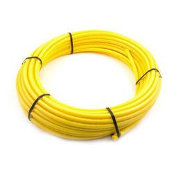 Yellow MDPE Gas Pipe