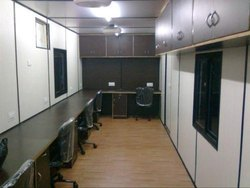 Prefabricated Interior Office Cabin