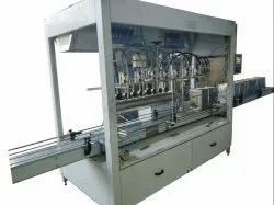 Fully Automatic 15kg Oil Tin Filling Machine