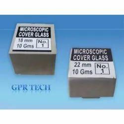 Microscopic Cover Glass