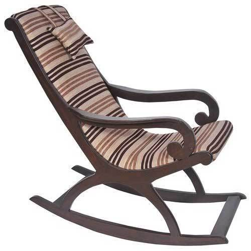 Wood, Plastic Rocking Chair