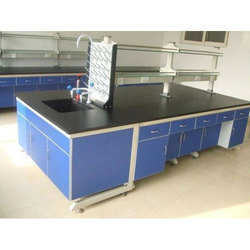 Wood Modular Laboratory Furniture