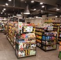 Metal Departmental Store Rack, Size: 3ft