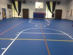 Multi Purpose Sports Flooring