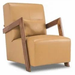 Durian Rachel One Seater Leatherette Lounge Seating Sofa