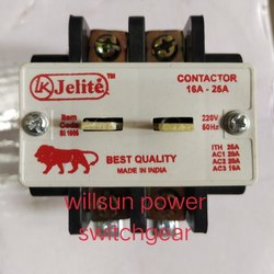 2 Pole Series Contactor