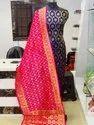 Chanderi Cotton Silk Salwar Suit