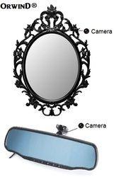 Spy Normal Looking Mirror
