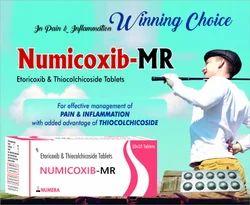 Etoricoxib & Thiocolchicoside Tablet