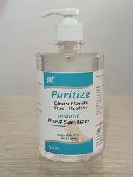 Puritize Hand Sanitizer