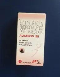 Alrubicin 50 Mg Injection