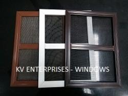 Insect Screen Aluminium Profiles - ALFENCE