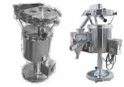 Tablet De-Burring and De-Dusting Machine