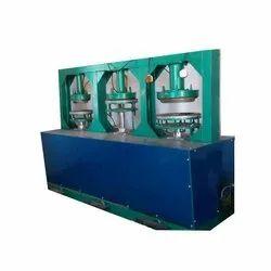 Automatic Stainless Steel Pakku Mattai Plate Making Machine