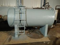 Stainless Steel Cylindrical Vessels, Capacity: 20-100 L