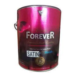 Interior Latex Paint, Packaging: 10-20 L