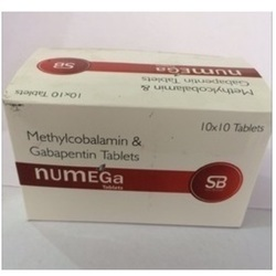 Methylcobalamin and Gabapentin Tablet