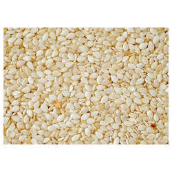 Dried White Sesame Seeds, Pack Size: 50 Kg