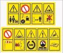 Industrial Safety Labels