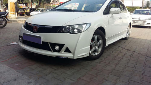 Honda Civic 2006 UP ABS Mugen RR Style Sports Modified Body Kit