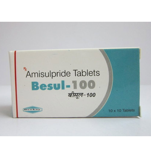 Beekay Besul-100 Tablet, Packaging Type: Strips
