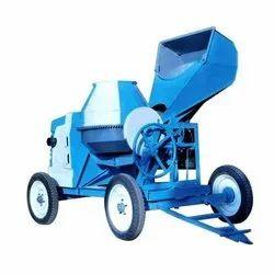 Hopper Type Concrete Mixer