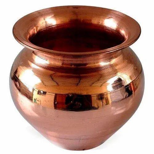 Copper Kalash Lota