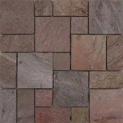 Capstona Stone Mosaics Copper Nitram Tiles