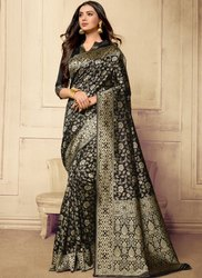 Asisa Formal Wear Sarees, 6.3 M (with Blouse Piece)