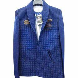 Blue Kids Fashionable Coat