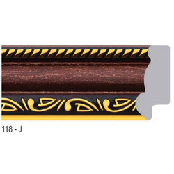 118-J Series Photo Frame Moldings