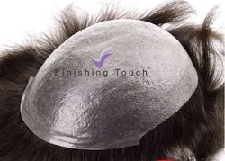 Scalp Touch System Male Hair Wig