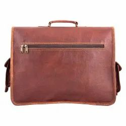Brown Leather Laptop Bags