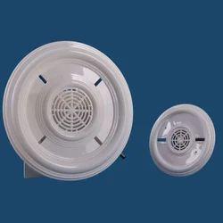 Round Fan Plate