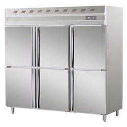 La Decor Stainless Steel Six Door Refrigerator