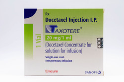 Taxotere 20Mg Injection