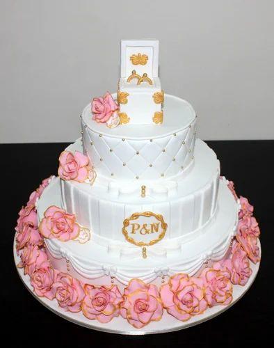 Handcrafted Designer Wedding Engagement Cakes Sweet Mantra Custom